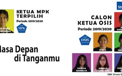 Agenda November 2019 SMK Strada Daan Mogot