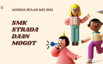 Agenda SMK Strada Daan Mogot Bulan Mei 2021